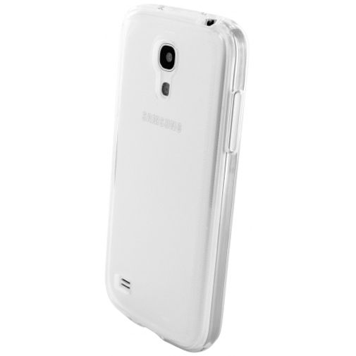 Mobiparts Essential TPU Case Transparent Samsung Galaxy S4 Mini (VE)