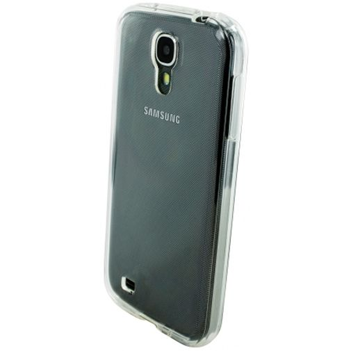 Mobiparts Essential TPU Case Transparent Samsung Galaxy S4