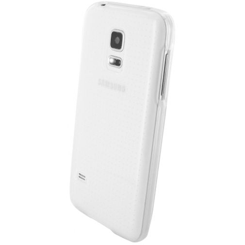 Mobiparts Essential TPU Case Transparent Samsung Galaxy S5 Mini