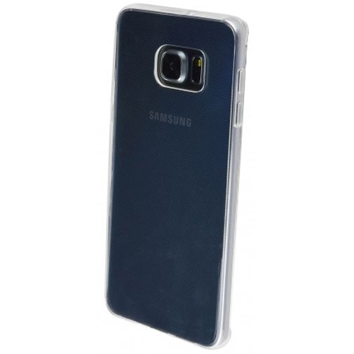 Mobiparts Essential TPU Case Transparent Samsung Galaxy S6 Edge Plus