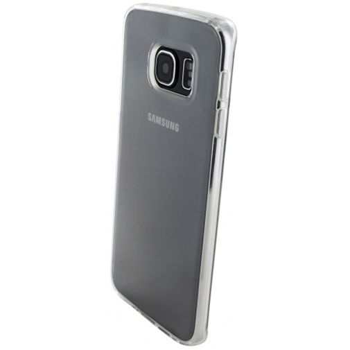 Mobiparts Essential TPU Case Transparent Samsung Galaxy S6 Edge