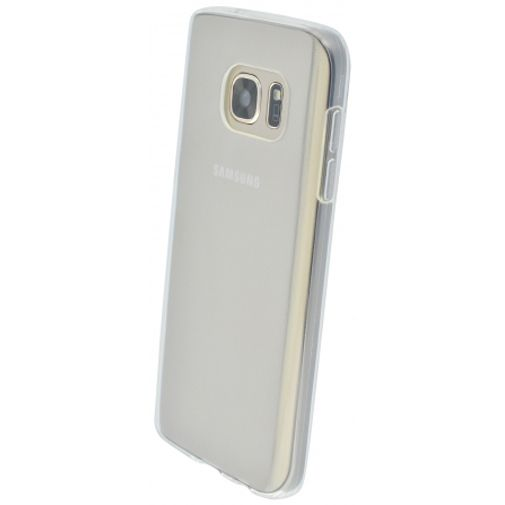Mobiparts Essential TPU Case Transparent Samsung Galaxy S7
