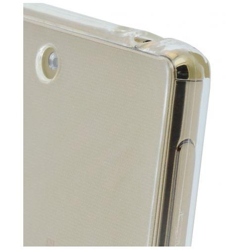 Mobiparts Essential TPU Case Transparent Sony Xperia M5