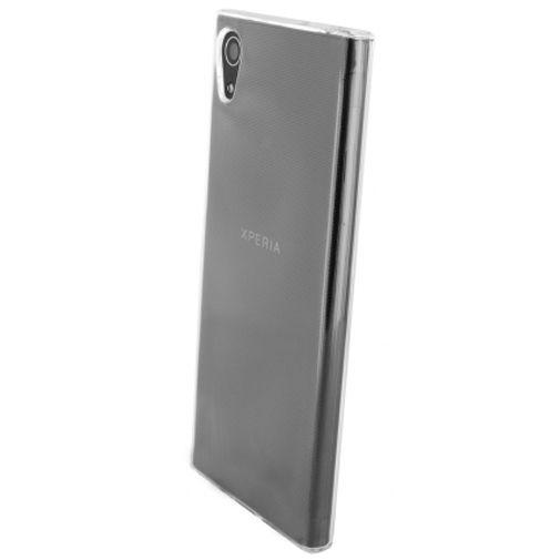 Mobiparts Essential TPU Case Transparent Sony Xperia XA1