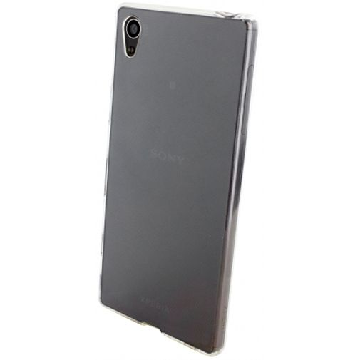 Mobiparts Essential TPU Case Transparent Sony Xperia Z5