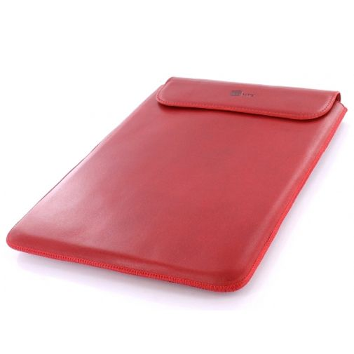 Mobiparts Luxury Pouch Red Apple iPad 2/3
