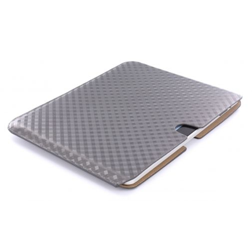 Mobiparts Pouch Grey Apple iPad en iPad 2