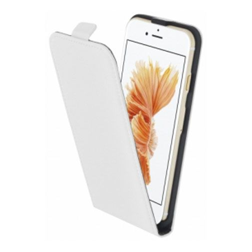Mobiparts Premium Flip Case White Apple iPhone 7/8