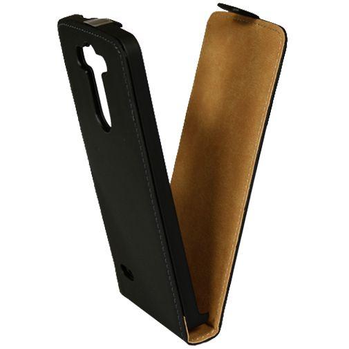 Mobiparts Premium Flip Case Black LG G3 S