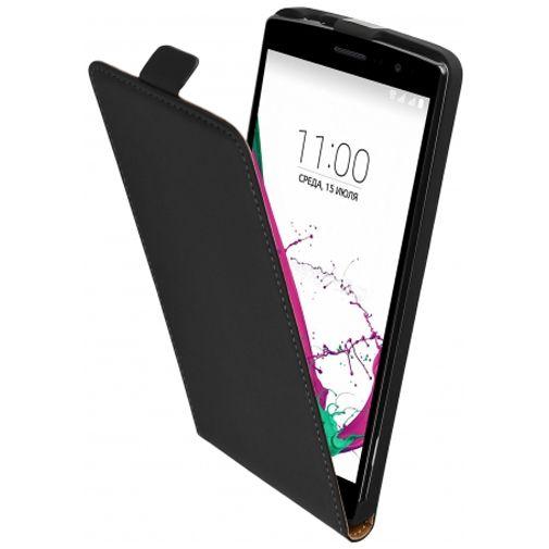 Mobiparts Premium Flip Case Black LG G4 S