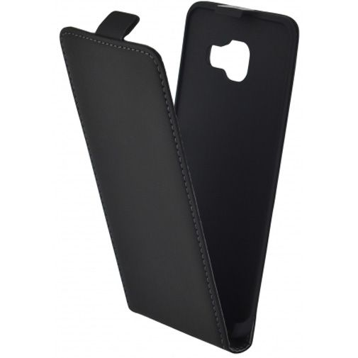 Mobiparts Premium Flip Case Black Samsung Galaxy A3 (2016)
