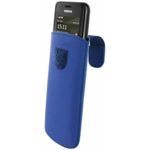 Mobiparts Premium Pouch Size XS Blue
