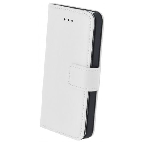 Mobiparts Premium Wallet Case Apple iPhone 5/5S/SE White