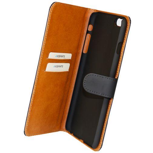 Mobiparts Premium Wallet Case Black Apple iPhone 6 Plus/6S Plus