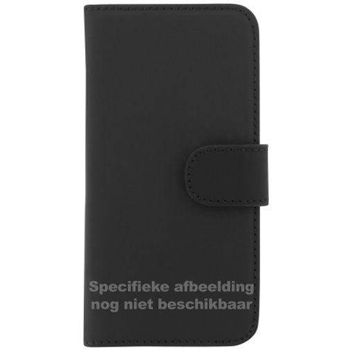 Mobiparts Premium Wallet Case Black Huawei Nova
