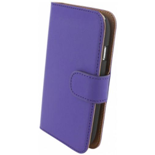 Mobiparts Premium Wallet Case Samsung Galaxy S3 Mini (VE) Purple