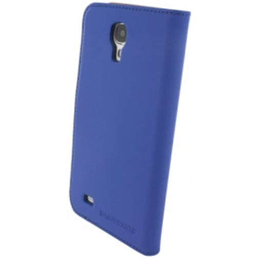 Mobiparts Premium Wallet Case Samsung Galaxy S4 Blue