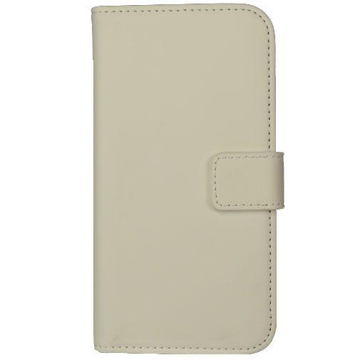 Mobiparts Premium Wallet Case White Huawei Ascend Y540 Dual Sim