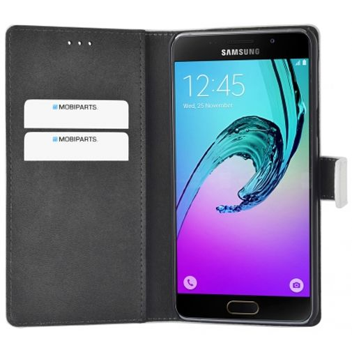 Mobiparts Premium Wallet Case White Samsung Galaxy A5 (2016)