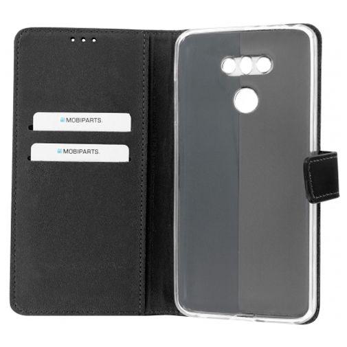 Mobiparts Premium Wallet TPU Case Black LG G6
