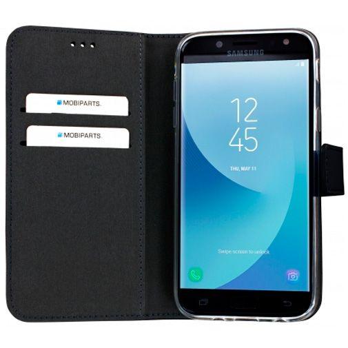 Mobiparts Premium Wallet TPU Case Black Samsung Galaxy J5 (2017)
