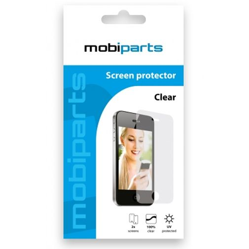 Mobiparts Screenprotector BlackBerry Q10 Black
