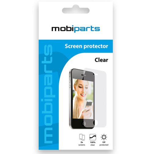 Mobiparts Screenprotector Samsung Galaxy Gio 2-Pack