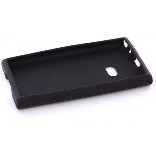 Mobiparts Siliconen Case Nokia Lumia 920 Black