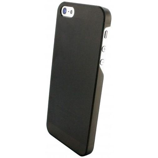 Mobiparts Slim Case Apple iPhone 5/5S Frosted Black