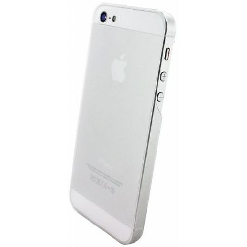 Mobiparts Slim Case Apple iPhone 5/5S Transparant