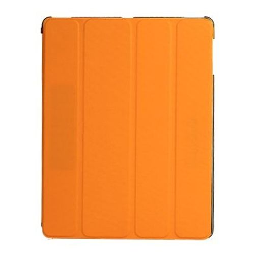 Mobiparts Smart Cover Crystal Orange Apple iPad 2/3