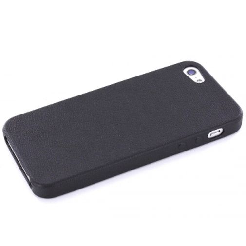 Mobiparts TPU Case Apple iPhone 5 Premium Black
