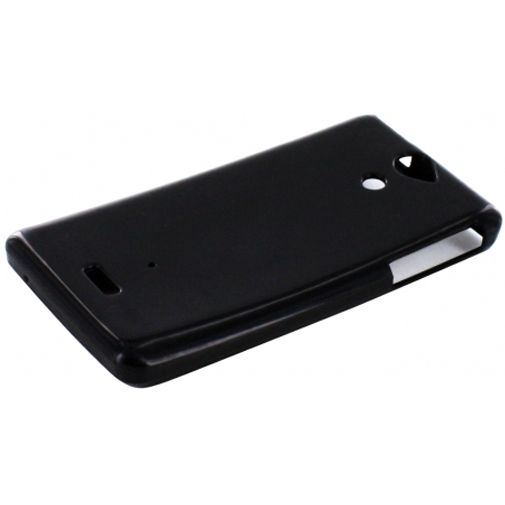 Mobiparts TPU Case Sony Xperia V Black