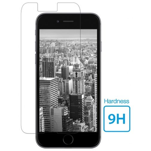 Mobiparts Tempered Glass Screenprotector Apple iPhone 6/6S