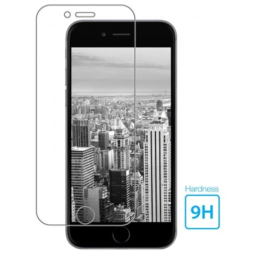 Mobiparts Tempered Glass Screenprotector Apple iPhone 7/8
