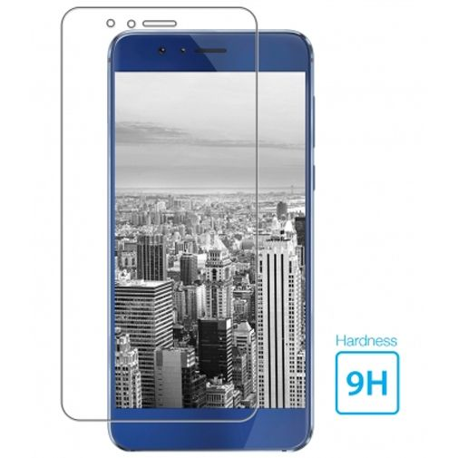 Mobiparts Tempered Glass Screenprotector Honor 8