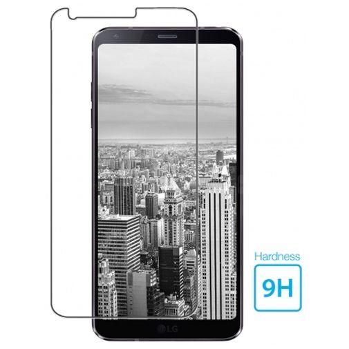 Mobiparts Tempered Glass Screenprotector LG G6