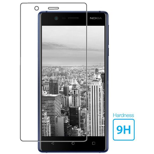 Mobiparts Tempered Glass Screenprotector Nokia 3
