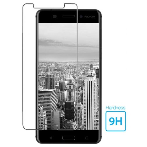 Mobiparts Tempered Glass Screenprotector Nokia 6