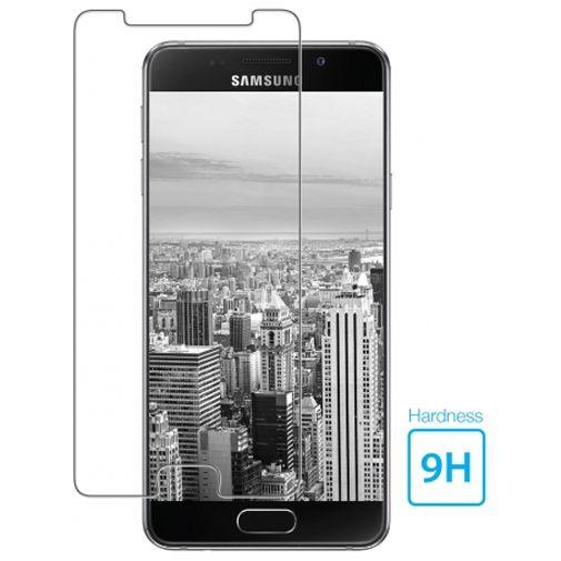 Productafbeelding van de Mobiparts Tempered Glass Screenprotector Samsung Galaxy A3 (2016)