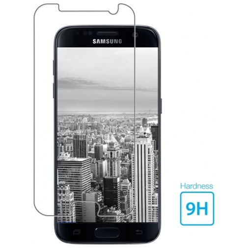 Mobiparts Tempered Glass Screenprotector Samsung Galaxy S7