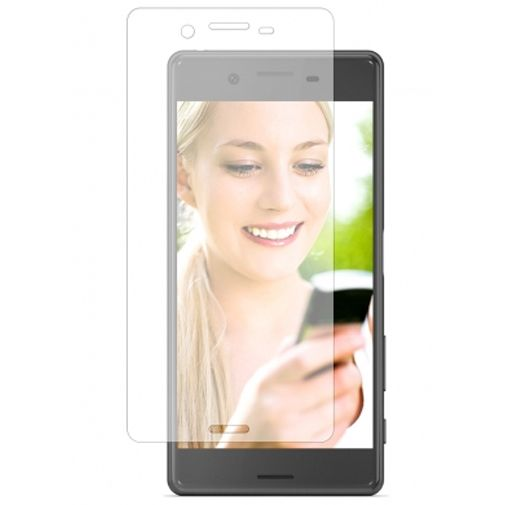 Mobiparts Tempered Glass Screenprotector Sony Xperia X Compact