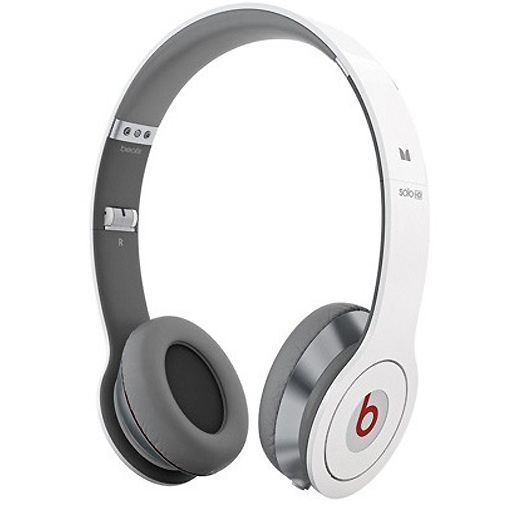 Monster Beats by Dr. Dre Solo HD Wit Hoofdtelefoon