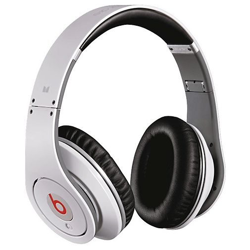 Monster Beats by Dr. Dre Studio Hoofdtelefoon Wit
