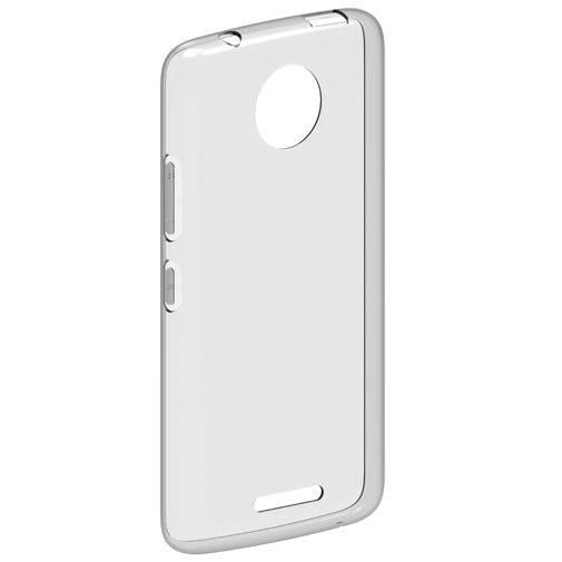Motorola Back Cover Transparant Moto C Plus