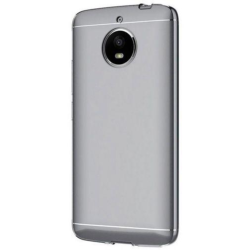 Motorola Back Cover Transparent Moto E4