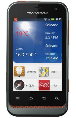 Motorola Defy Mini Black Orange