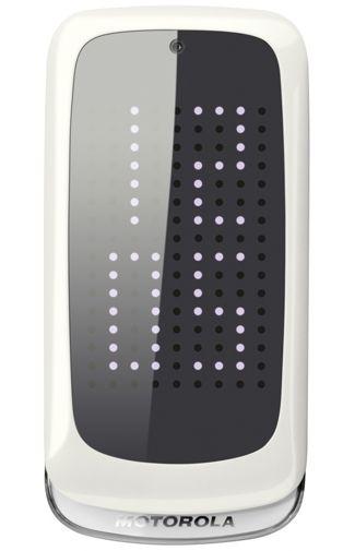 Motorola Gleam+ Winter White