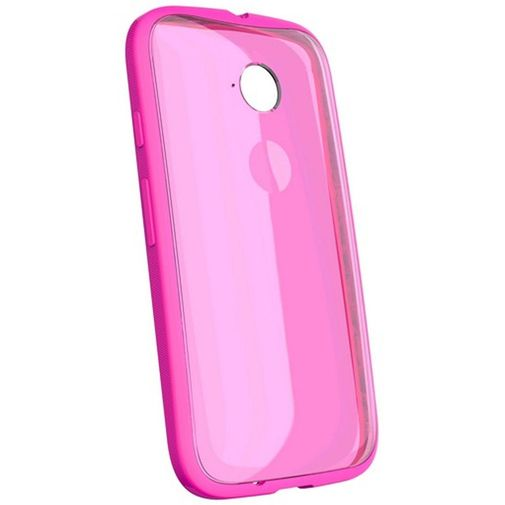 Motorola Grip Shell Pink New Moto E