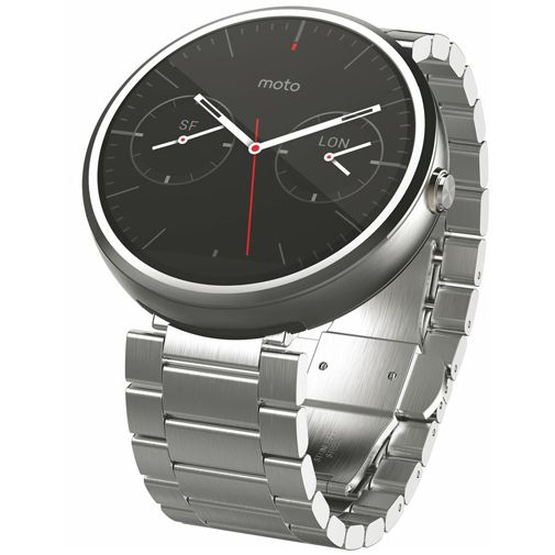 Motorola Moto 360 Light Metal